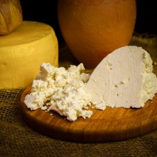 Мягкий сыр Рикотта